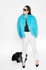 spodnie Simple w kolorze bia�ym - moda na jesie� 2013