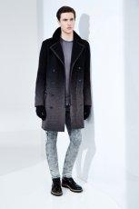 p�aszcz River Island w kolorze czarnym - moda 2013/14