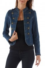 jeansowa katana Camaieu - moda 2013/14