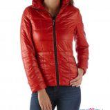 kurtka Camaieu w kolorze czerwonym - moda na jesie� i zim� 2013/14