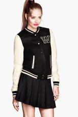 bejsbol�wka kurtka H&M - modne p�aszcze