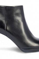 czarne botki Gino Rossi - obuwie na zim� 2013/14