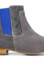 botki Loft37 w kolorze szarym - moda 2013/14