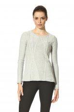 jasny sweter Orsay - moda na jesie� 2013