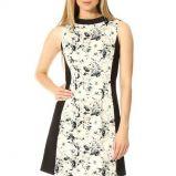 sukienka Orsay we wzorki - jesie� i zima 2013/14