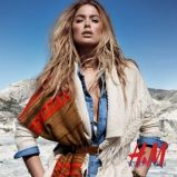 Doutzen Kroes promuje dla H&M kolekcj� jesie�-zima 2013/14