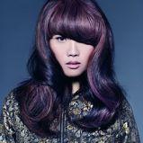 foto 2 - Najpiękniejsze fryzury dla brunetek na wiosnę 2014