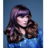 foto 4 - Najpiękniejsze fryzury dla brunetek na wiosnę 2014