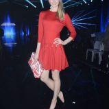 Anna Piszcza�ka w czerwieni