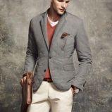 Massimo Dutti - m�ska moda na jesie� 2014