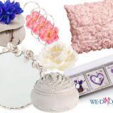 Dodatki do sypialni w stylu romantycznym