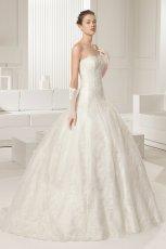 Suknie �lubne w stylu ksi�niczek - kolekcja Rosa Clara 2015