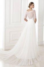 suknia �lubna Pronovias z r�kawami