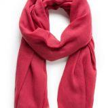Czerwony szalik Mango, cena, ok. 119 z�