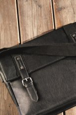 czarna torba Reserved - jesie� 2014