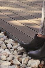 czarne botki Reserved pikowane - jesie� 2014