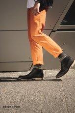 czarne botki Reserved - jesie� 2014