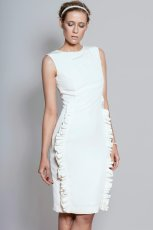 suknia �lubna Michael Hekmat kr�tka