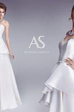 Nietuzinkowe suknie Agnieszki �wiat�y