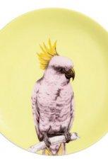 Kolorowe dodatki do kuchni: talerz, H&M Home - cena 22.90 z�