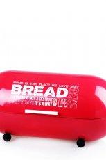 Kolorowe dodatki do kuchni: chlebak, Home&You - cena 109 z�