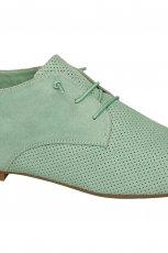 zielone buty Deichmann