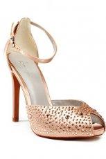 buty �lubne Bourne - showroom Ksis z kryszta�kami