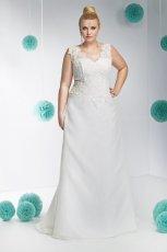 Suknie �lubne dla puszystych z kolekcji Big Beauty firmy Annais Bridal