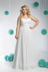 suknia �lubna Annais Bridal z kokardk�