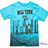 niebieski t-shirt Pepco