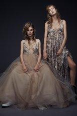 be�owa suknia �lubna Vera Wang