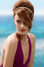 Fryzury na lato 2015 od Camille Albane