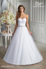 suknia �lubna Emmi Mariage z paskiem