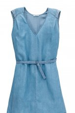 sukienka Lee jeansowa