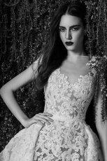 Zmys�owe suknie �lubne - Zahair Murad jesie�/zima 2016