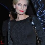 Sylwia Gliwa w kr�tkich blond w�osach