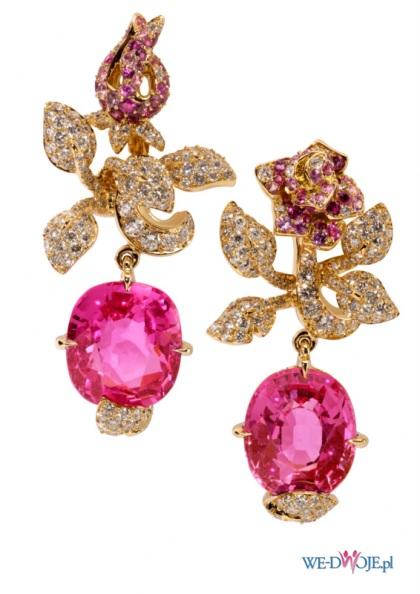 Kolczyki Christiana Diora, Biżuteria > Kolczyki Christiana Diora