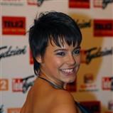 Zdj�cie 10 - Anna Mucha - makija� i fryzura