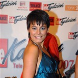 Zdj�cie 9 - Anna Mucha - makija� i fryzura