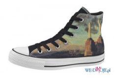 Muzyczna kolekcja obuwia Converse wiosna 2009
