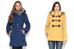 P�aszcze i kurtki Orsay na jesie� i zim� 2012/13