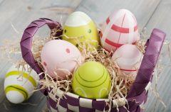 Zaj�czek i jajko - wielkanocne elementy dekoracyjne!