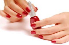 Malujemy kr�tkie paznokcie
