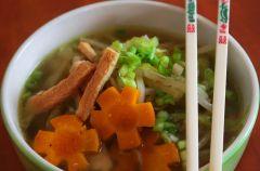 Kuchnia azjatycka - Zupa Ramen
