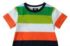 Dzieci�ca kolekcja H&M na lato 2011