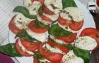 Pomidory z mozzarell�