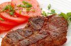Stek wo�owy z pol�dwicy z grilla