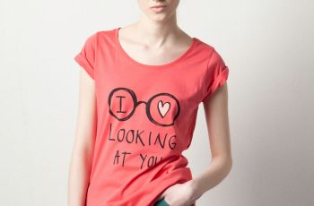 T-shirty Pull&Bear na wiosn� i lato 2012