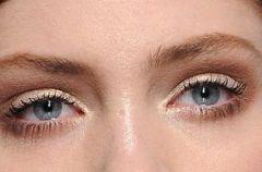 Metaliczne cienie do oczu