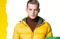 Lookbook dla m�czyzn od Benetton na jesie� i zim� 2012/13